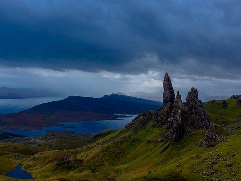 В полях и болотах Шотландии построят первый британский космодром. Фермеры против