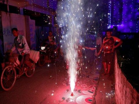 Индия отмечает Дивали и задыхается — праздник загрязнил воздух ещё сильнее