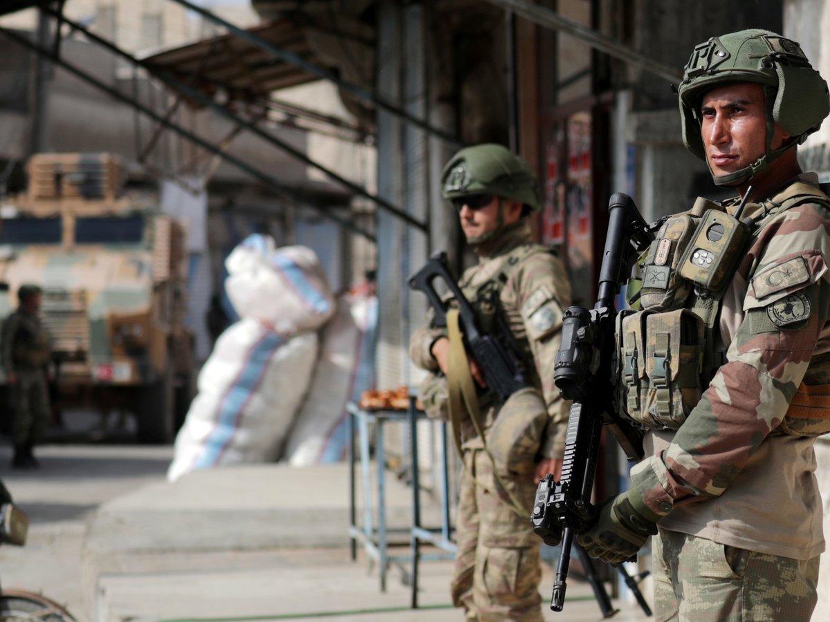 Турция вернёт пленных террористов домой — в основном, в Европу
