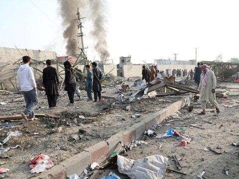 Грязный воздух в Афганистане опаснее войны — он уже убил десятки тысяч человек