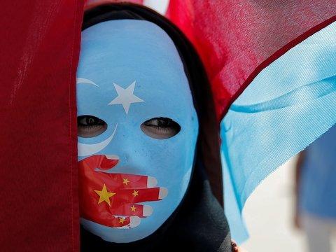 """Активисты нашли в Китае сотни новых """"концентрационных лагерей"""" для мусульман"""