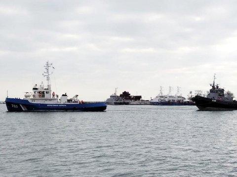 Год без национального флота — Россия возвращает Украине задержанные корабли