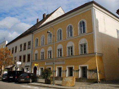 В доме, где родился Гитлер, откроют полицейский участок. Чтоб неповадно было