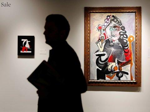 Оригинал Пикассо можно получить за €100 — если выиграете в лотерею