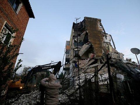 В Албании произошло землетрясение в 6.4 балла: 6 человек погибли, сотни ранены