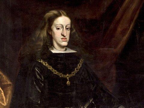 Испанцы выяснили, почему их короли были такими уродливыми