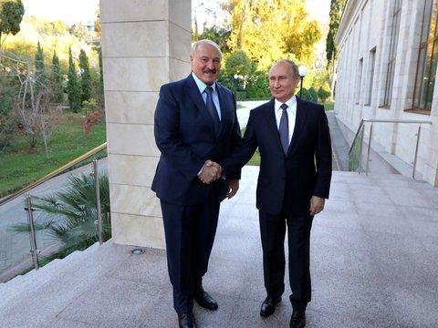 Лукашенко и Путин в Сочи ни о чём не договорились, но в Минске прошли протесты