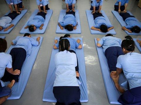 Тайский массаж включили в список Всемирного наследия ЮНЕСКО