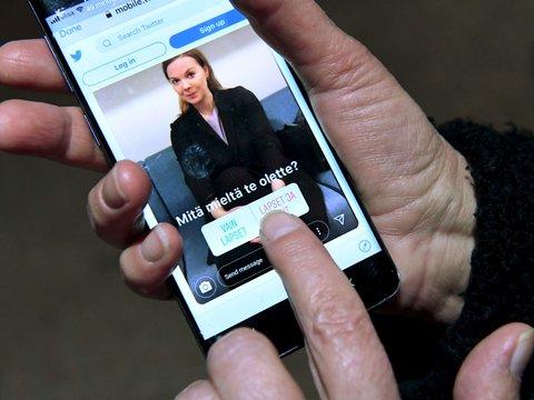 Финский министр устроила Instagram-опрос, чтобы решить судьбу женщин и детей ИГ*
