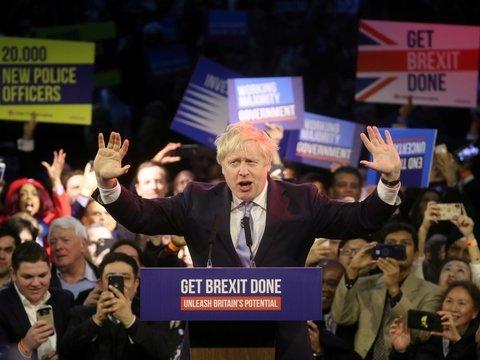 Брекситу быть: спустя 3 года Борис Джонсон добился выхода Британии из ЕС