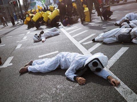 Радиоактивные отходы Фукусимы сбросят в окружающую среду — хранить негде