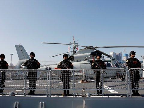 Китай, Россия и Иран проведут совместные военные учения. США недовольны