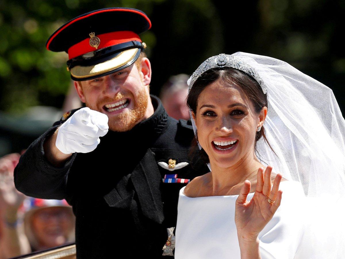 Принц Гарри и Меган Маркл уходят из королевской семьи. Потому что могут