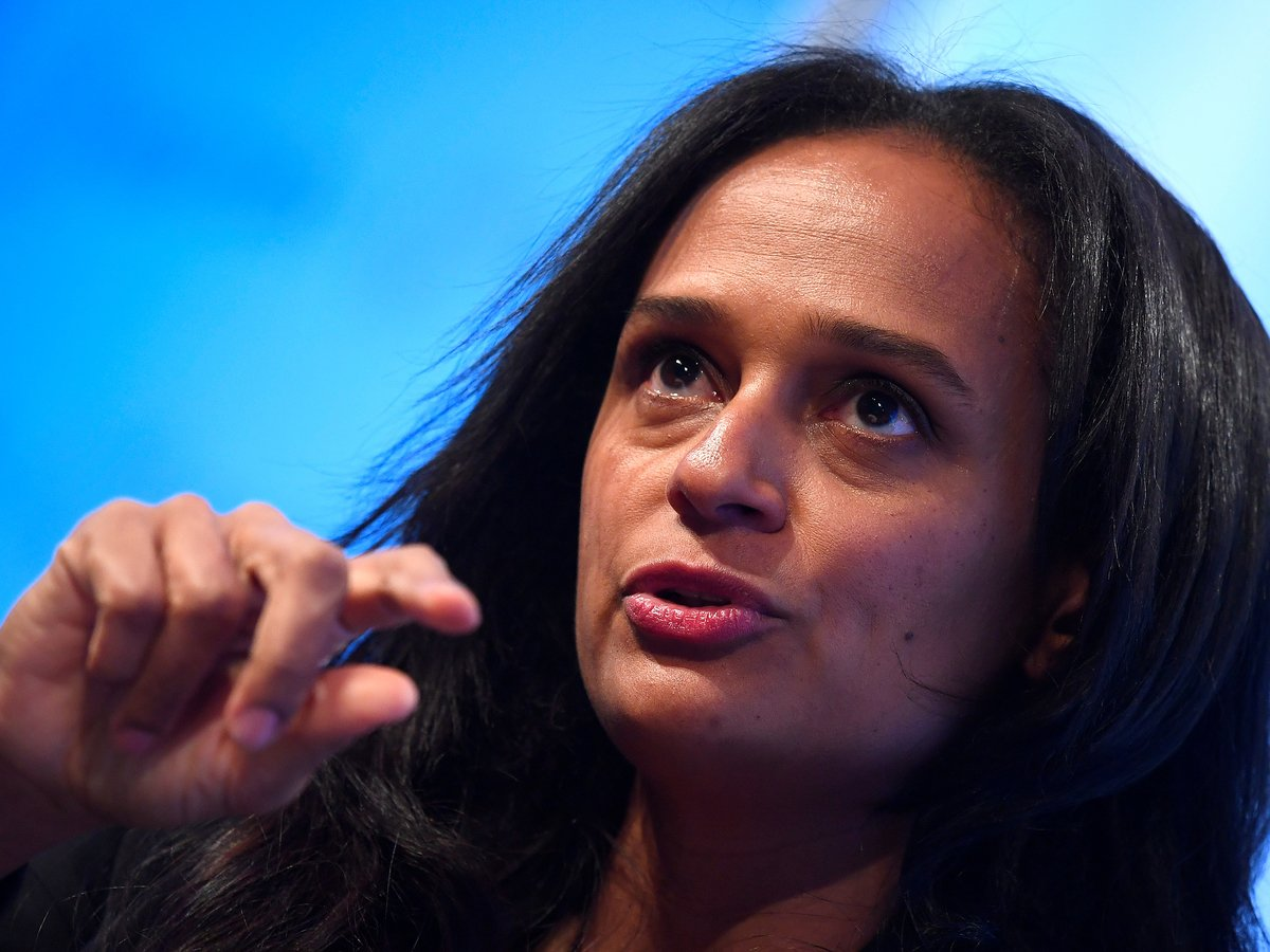 Самая богатая женщина Африки — гражданка России