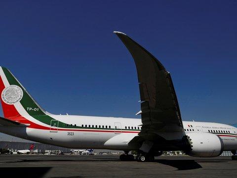Президент Мексики не хочет летать на роскошном джете — его разыграют в лотерею