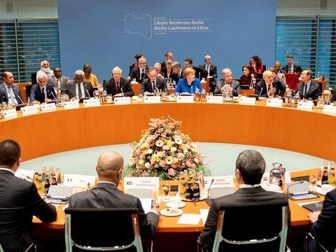 Конференция по Ливии в Берлине: рассказываем, как решали давний конфликт