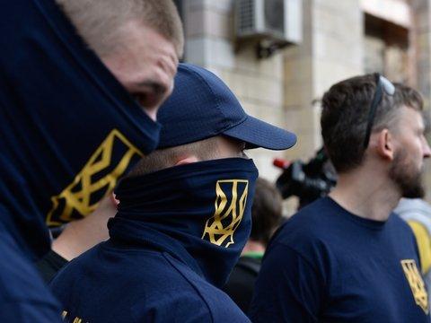 Великобритания включила герб Украины в список экстремистских символов