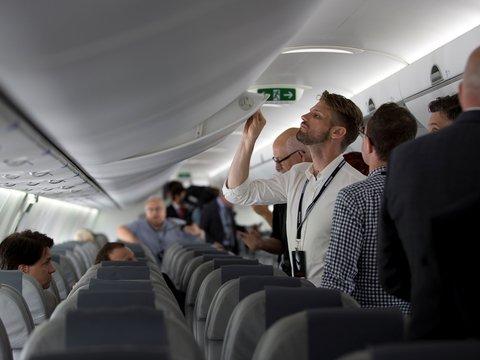 Новозеландская авиакомпания уложит всех: вместо кресел будут кровати