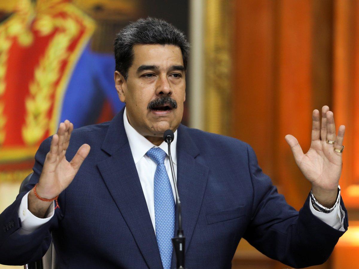 Президент Венесуэлы приказал женщинам немедленно рожать — по 6 детей с каждой