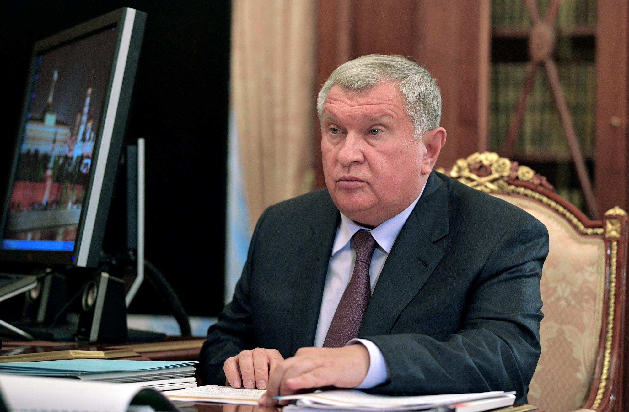 Игорь Иванович удивлён