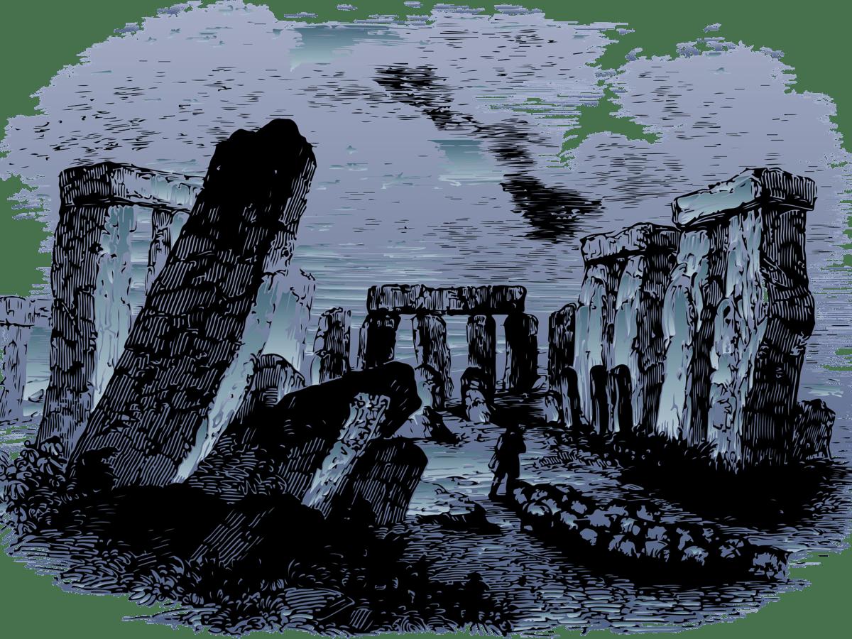 В России был свой Стоунхендж. Его построили из костей мамонта 25 000 лет назад