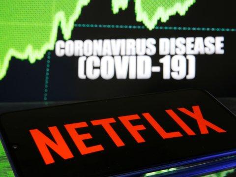 Сериалы во время COVID-19: Netflix снизит качество видео на время карантина