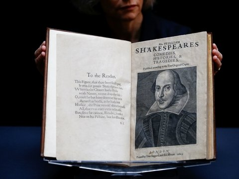 Учёные спустя 430 лет нашли соавтора Шекспира