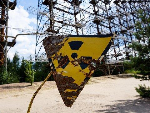 Не COVID-19, но страшно: лесные пожары увеличили радиацию в Чернобыле