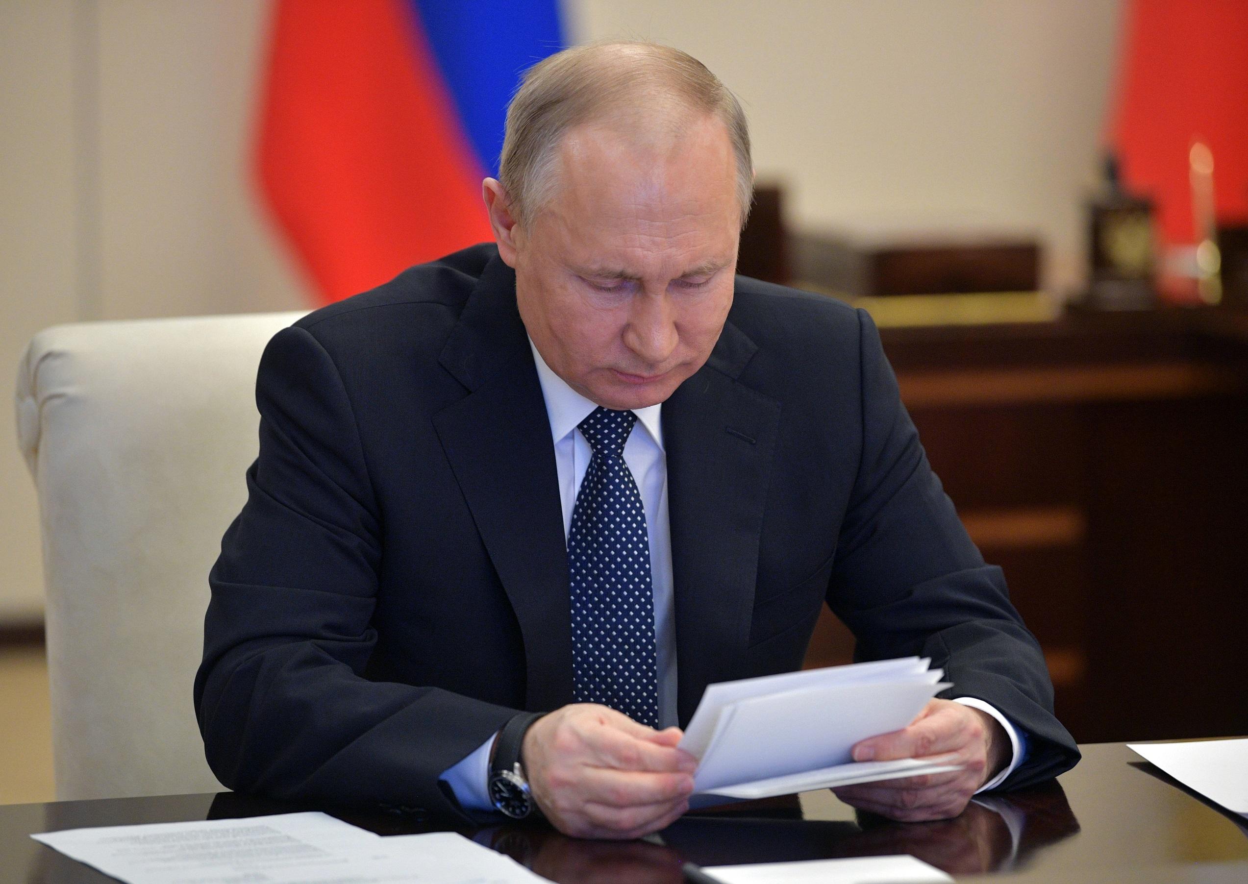 Президент России думает о многодетных семьях