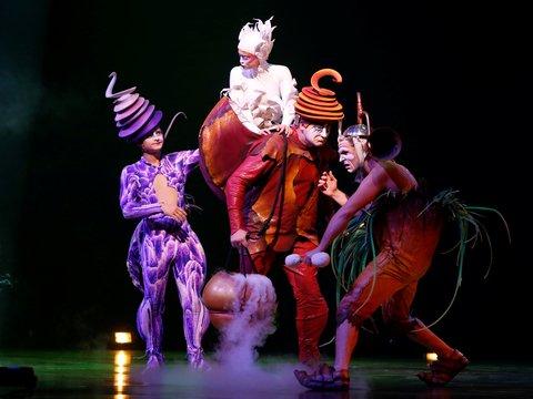 18 апреля отмечаем День цирка: подборка сайтов, где показывают арену онлайн