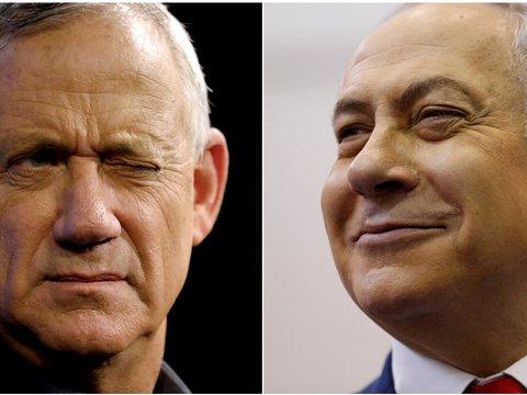 Биньямин Нетаньяху и Бенни Ганц поделили пост премьер-министра Израиля