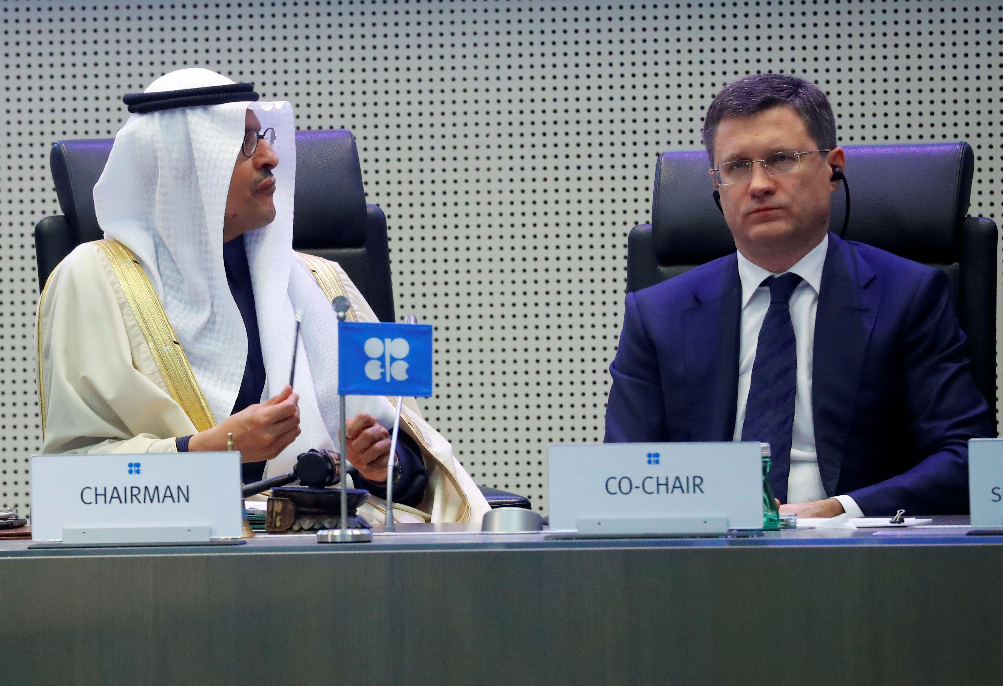 Министр энергетики России Александр Новак ищет перспективы роста рынка