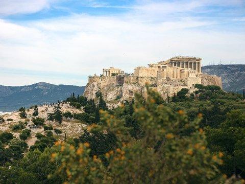 Древность победила: отель лишится 2-х этажей, чтобы не портить вид на Акрополь