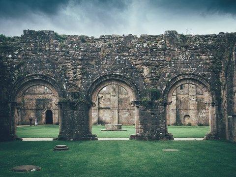 Британские археологи нашли древнеримские руины, сидя дома на изоляции