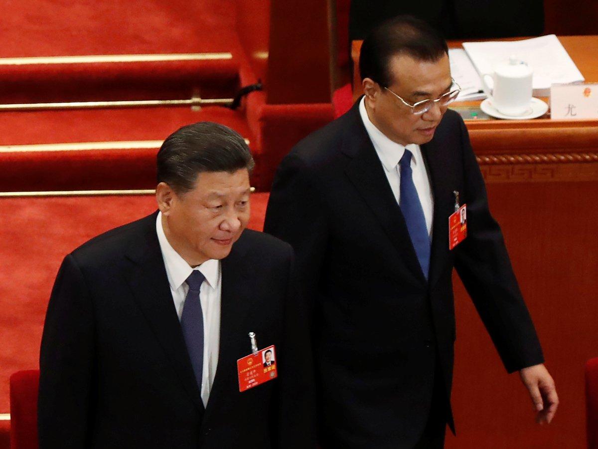 Никаких целей на год: Китай отказался от показателя экономического роста