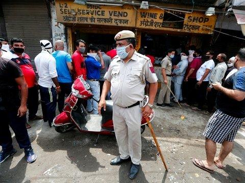 В Индии случайно нашли пропавшего без вести мужчину — по видео в TikTok