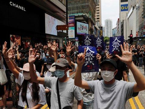 В Гонконге возобновились протесты. Город может лишиться своего особого статуса