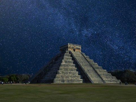 На юге Мексики нашли самую старую и большую постройку цивилизации Майя