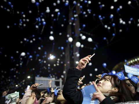 КНДР грозит разорвать связи с Южной Кореей из-за обидных воздушных шариков