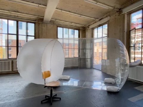 Plastique Fantastique придумали капсулу будущего для врачей (фото, видео)