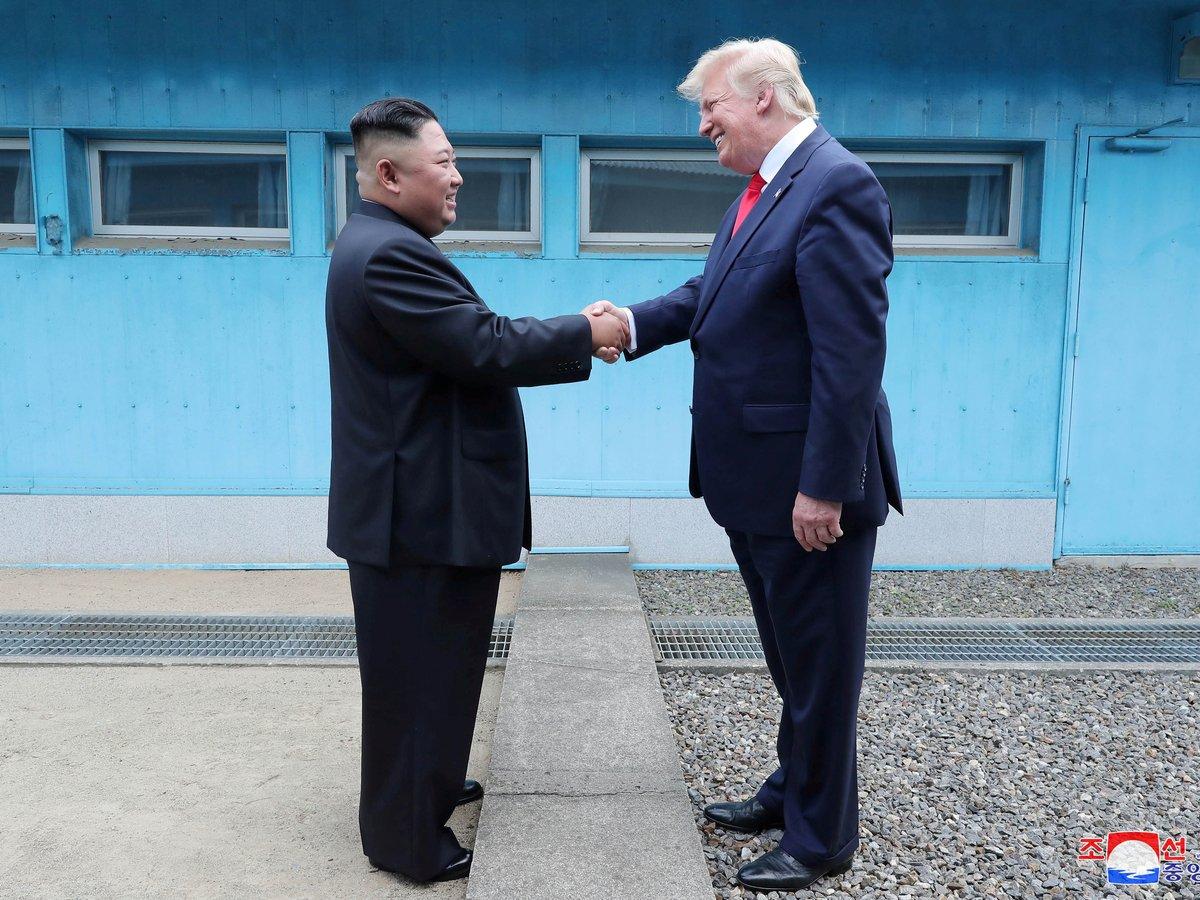 Вместо дружбы — отчаяние: КНДР разочаровалась в отношениях с США