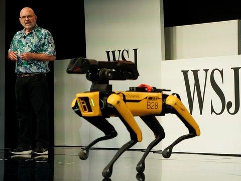 Хотите завести собаку? Робопёс от Boston Dynamics поступил в продажу