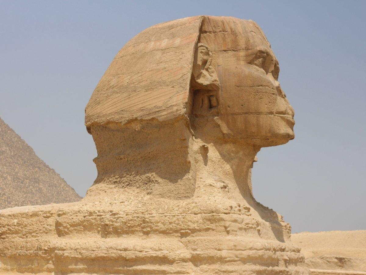 Почему у египетских статуй недостаёт носов? Археологи разгадали эту загадку