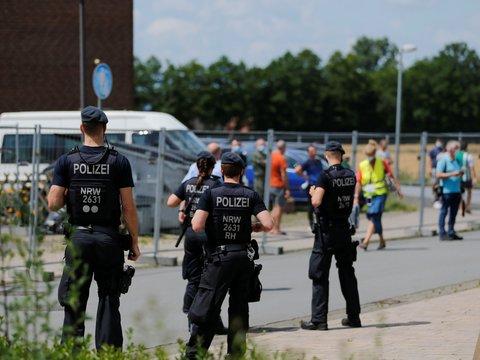 В Германии раскрыли сеть педофилов. В ней как минимум 30 000 человек