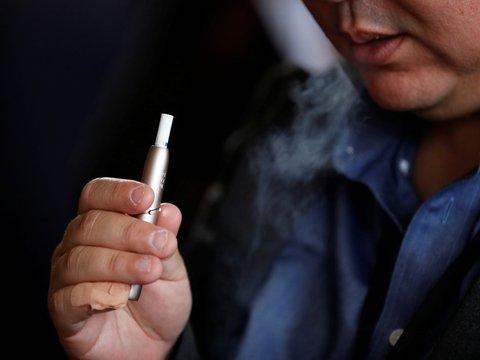 В США систему нагревания табака признали более безопасной для курильщиков
