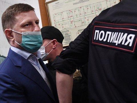 Протесты в Хабаровске: почему горожане против ареста губернатора Сергея Фургала