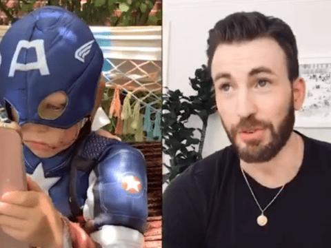 Звёзды кино записали обращения к мальчику, который спас свою сестру (видео)