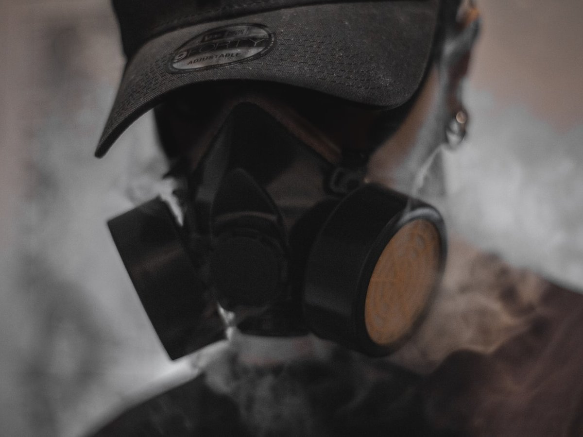 В Португалии создали первую в мире защитную маску, нейтрализующую коронавирус