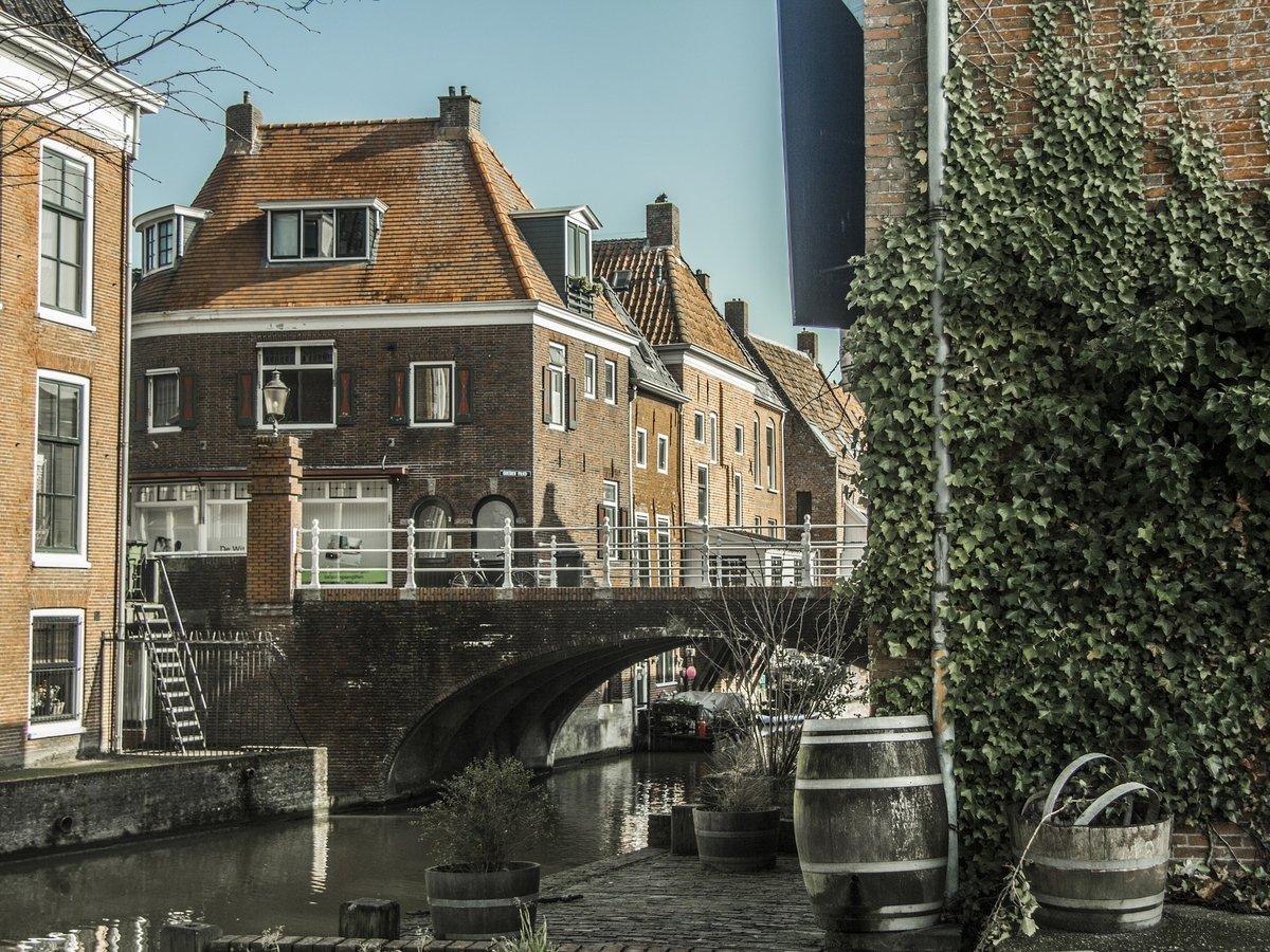 В Нидерландах перестроят город из-за последствий глобального потепления