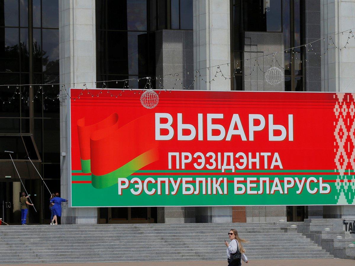Протесты, митинги и аресты кандидатов. Как Белоруссия готовилась к выборам?